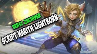 Download Script Skin Harith Lightborn