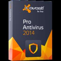 Download avast! Pro Antivirus 2014 v9 + Ativação Até 2015