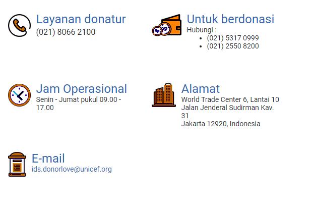 Begini Cara Berhenti Donasi di Unicef yang Benar
