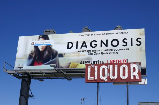Diagnosis Netflix docu-series billboard