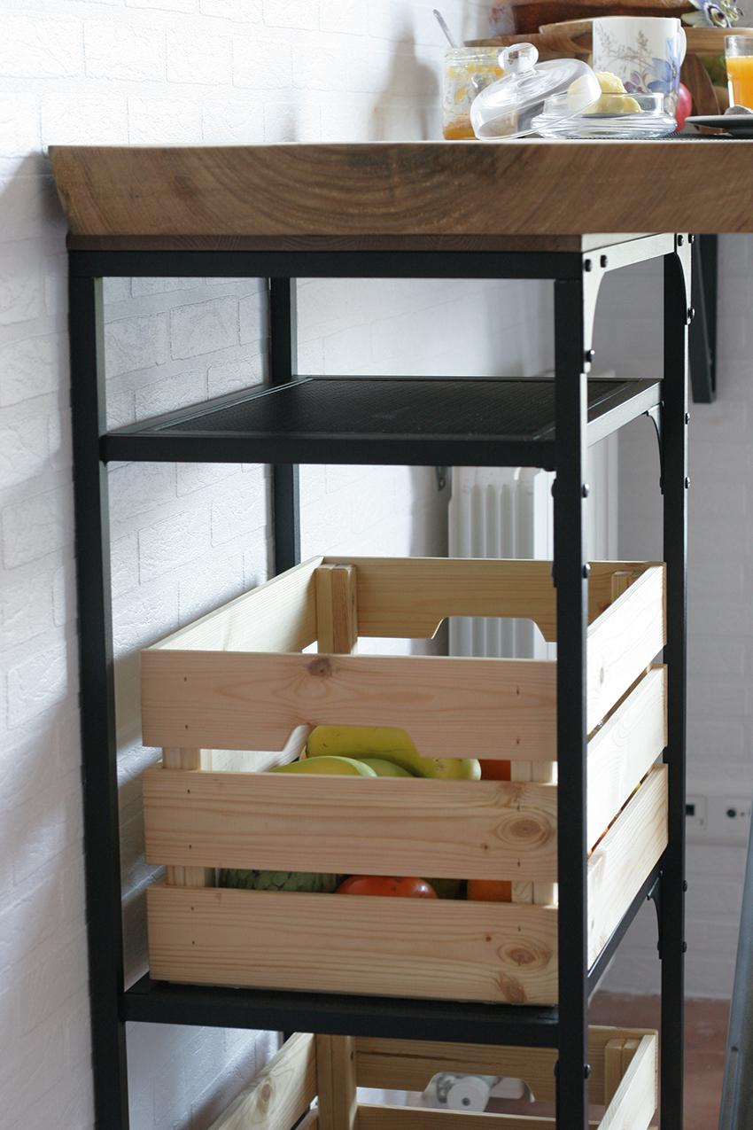 DIY Barra de madera raw para nuestra cocina | Decorar en familia ...