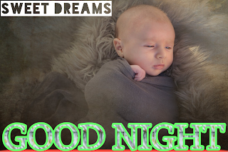 Good night baby image gif, good night baby image