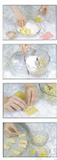 Candy stuffed almond