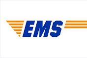 EXPRESS MAIL SERVICE (EMS) - Kiriman Luar Negeri via Kantorpos