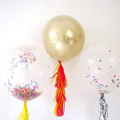 3 Quick & Easy DIY Balloon Party Hacks