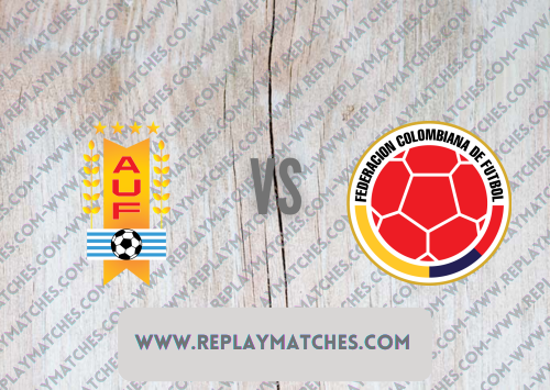 Uruguay vs Colombia -Highlights 04 July 2021