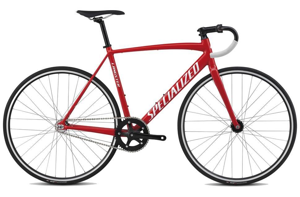 bicicleta specialized langster vermelha