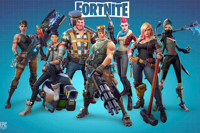 Fortnite Battle Royale APK Free Download
