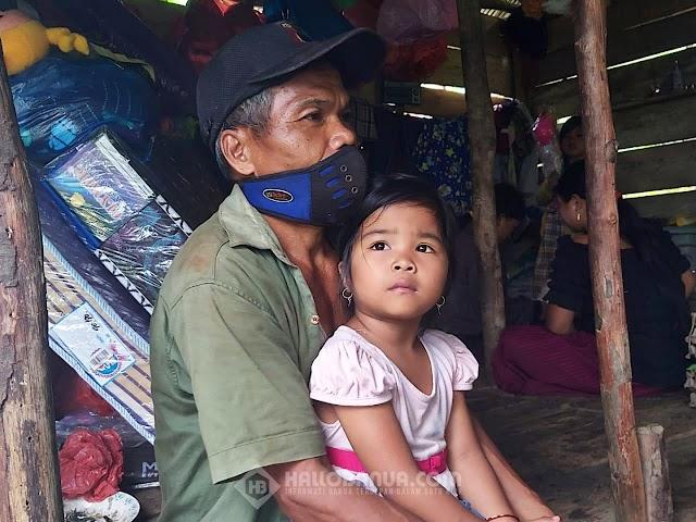Lia Bocah Korban Tanah Longsor Hidup Sebatang Kara Dapat Bantuan Rumah