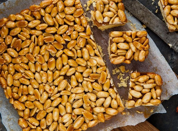 How Syrian pistachios work