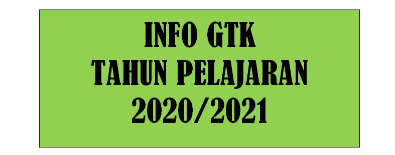 Perlu diketahui bahwa saat ini cara Login Info GTK  LOGIN INFO GTK 2020 (CEK SKTP SEMESTER 1 TAHUN PELAJARAN 2020/2021)