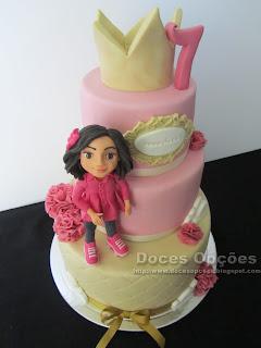 bolo coroa princesa bragança