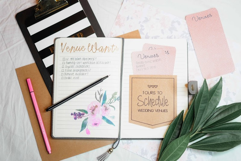 5 Resources You Need When Planning Your Wedding