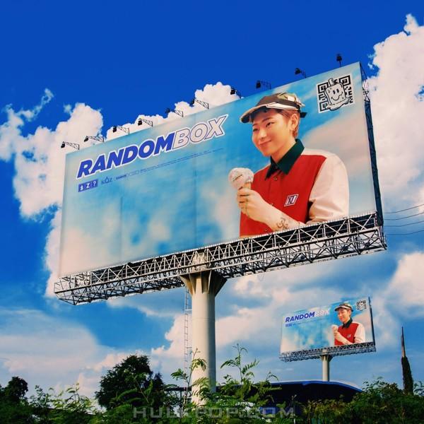 ZICO – RANDOM BOX – EP
