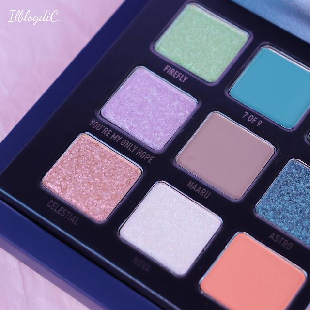 Kaleidos Makeup palette