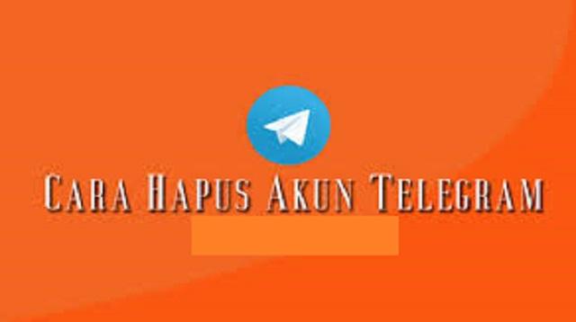 Cara Hapus Akun Telegram