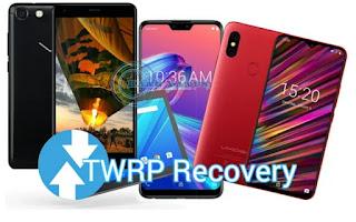 Twrp Untuk Asus Zenfone Max M2 Lenovo Tab4 10 Plus Umidigi F1 Play