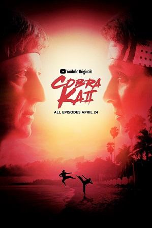 Cobra Kai Season 2 Full Hindi Dual Audio Download 480p 720p All Episodes [ हिन्दी + English ]