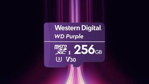 WD Purple SC QD101 Özellikler