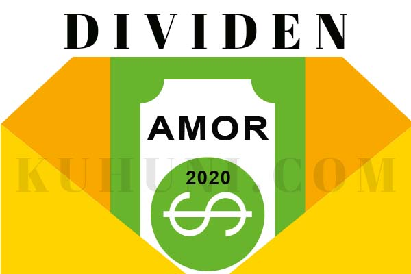 Dividen AMOR 2020