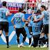 Goles - Uruguay 3-0 Rusia