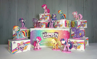 Freeny's Hidden Dissectibles MLP Figures + Apparel REVIEW