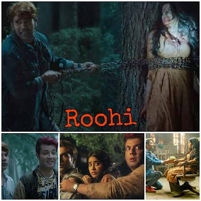 Roohi movie download in hindi 480p, 720p, 360p, HD