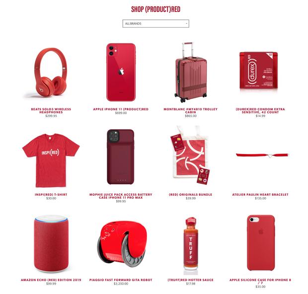 Khó tin nhưng có thật: Mua iPhone SE 2020 Red là hỗ trợ nhân loại chống dịch Covid-19