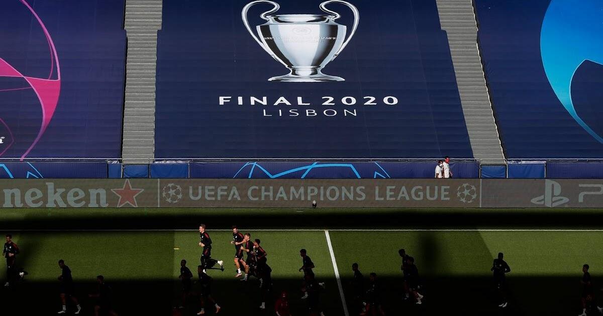 Fakta Final Champions League 2020 - tumbal