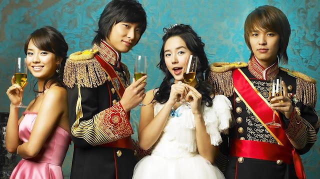 Princess Hours: clássico da televisão coreana ganhará remake