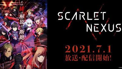 Scarlet Nexus Episódio 4