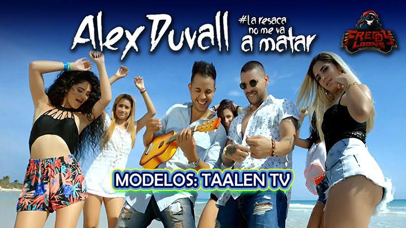 Alex Duvall - ¨La Resaca¨ - Videoclip - Dirección: Freddy Loons. Modelos: TAALEN TV - Portal Del Vídeo Clip Cubano