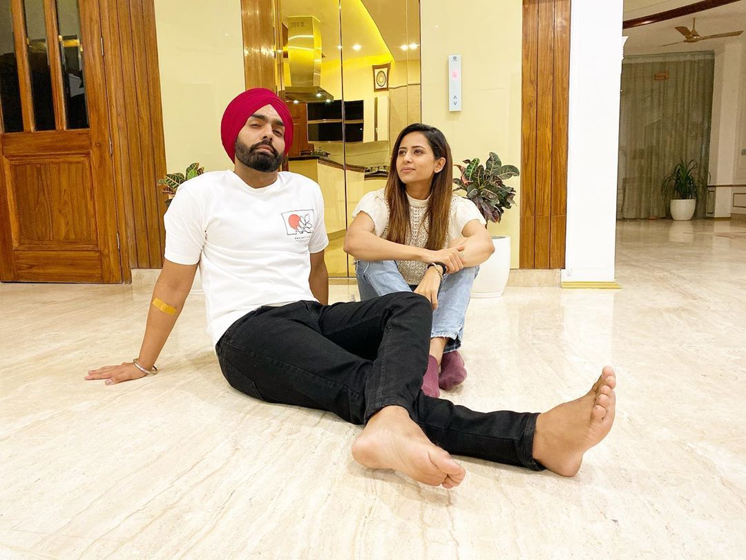Qismat 2 Ammy Virk, Sargun Mehta & Tania - New Punjabi Movie 2021