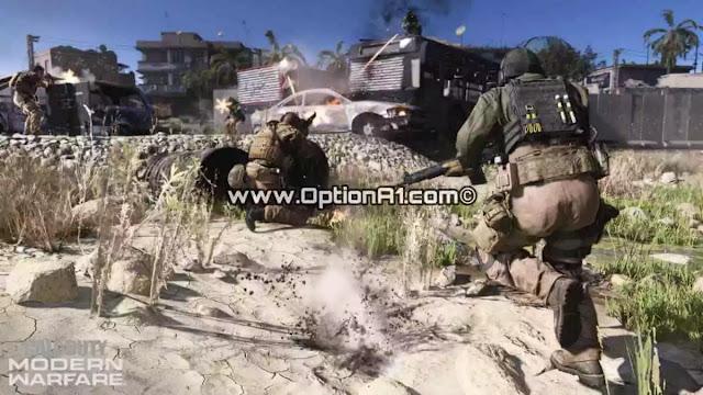 """اصدار لعبة Call of Duty: Modern Warfare """" كول اوف ديوتي للكمبيوتر"""