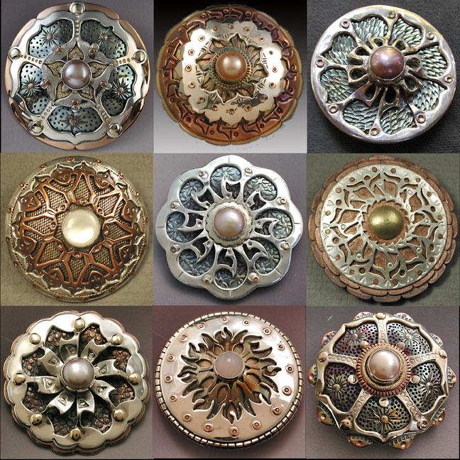 Mixed Metal Jewels The Ever Changing Metal Mandala
