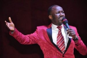 """ Jonathan's Government Stole So Much Money"" - Apostle Johnson Suleiman - OFM"