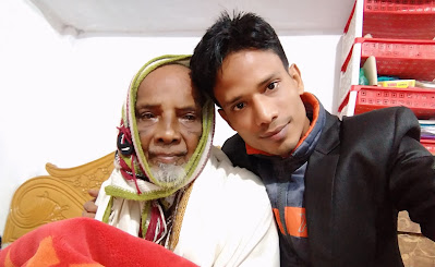 নোয়াখালীর  সাংবাদিক ইমাম উদ্দিন সুমনের পিতার ইন্তেকাল