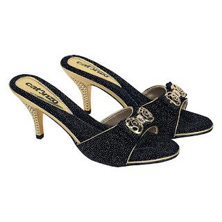 High Heels Wanita Catenzo TA 464