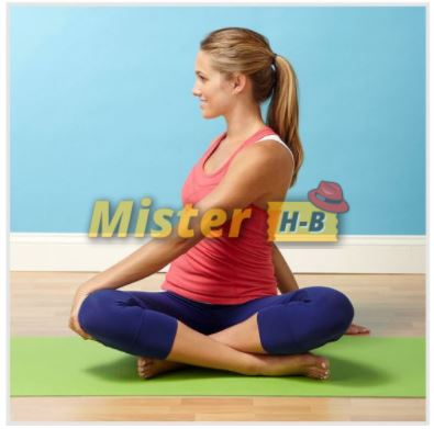 Yoga for Beginners: The Seated Twist Pose