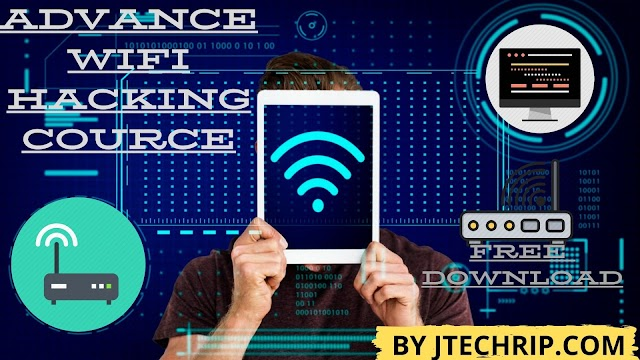 Advance WIFI Hacking And Security Testing Course.