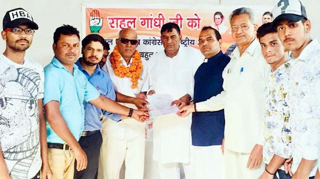 BJP's poll will open from Congress worker 'Jumla Fur-Furr-Congress House-house' campaign