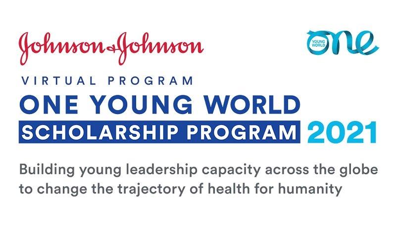 Johnson & Johnson/One Young World Virtual Scholarship Program 2021