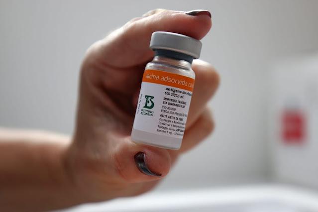 Prefeitura de LEM inicia hoje vacinação para pessoas a partir dos 45 anos*