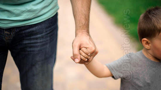 justica veta visitas filho quebrar isolamento