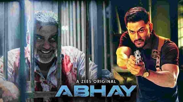 Abhay is a Zee5 original web series