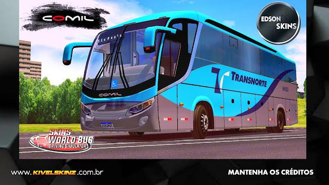 COMIL 1200 4X2 - VIAÇÃO TRANSNORTE