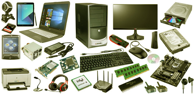 Computer Hardware Components & Images | Necessary Vocabulary