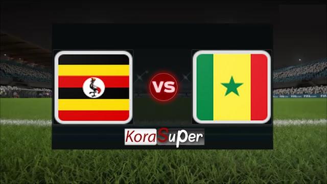 مشاهدة اوغندا والسنغال 05-07-2019