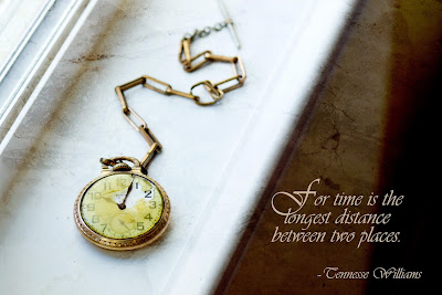 Quote About Time, Inspiring Pictures,Time Quotes by Tennessee Williams