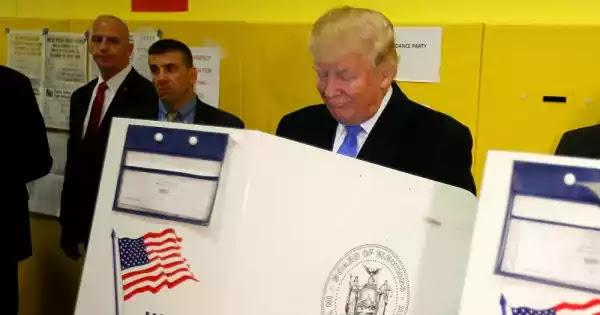 Τραμπ: «Πηγαίνετε να ψηφίσετε αυτοπροσώπως - Θα επαναλάβουμε τον θρίαμβο του 2016» (βίντεο)